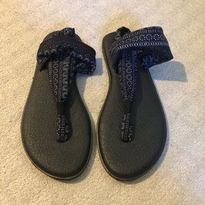 Sanuk Yoga Sling Sandals size 11
